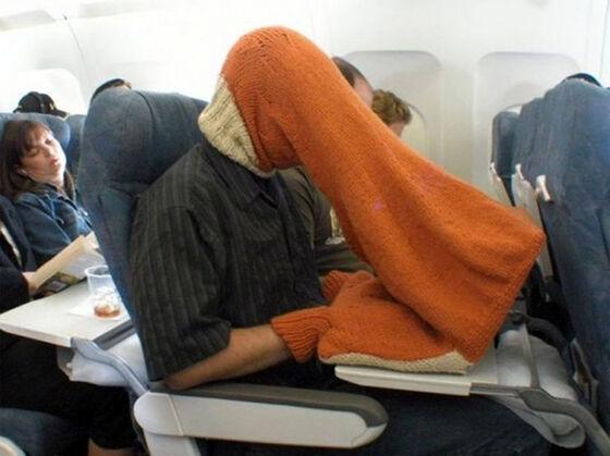 Foto Kejadian Unik Penerbangan 10