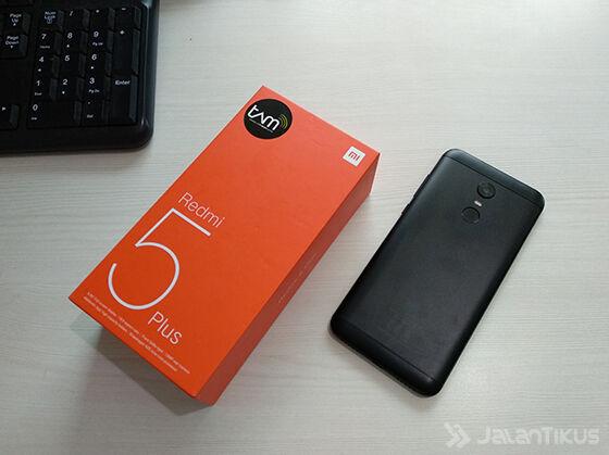 Desain Xiaomi Redmi 5 Plus 44755