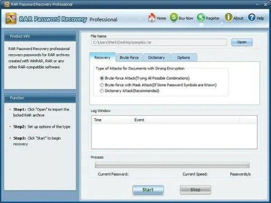 Cara Membuka File Rar Dengan Program E5613