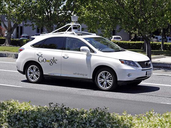 Mobil Kemudi Otomatis
