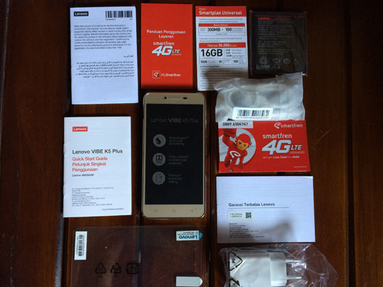 Lenovo Vibe K5 Plus Review 10