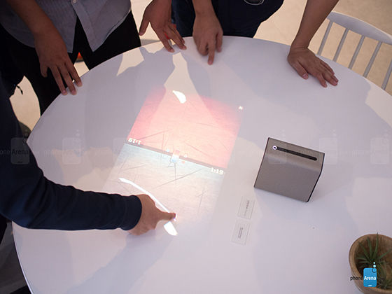 Sony Xperia Projector Android