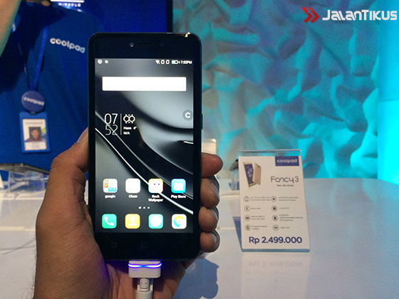 Harga Coolpad Fancy 3 1