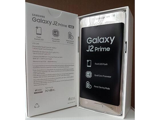 2 Samsung Galaxy J2 Prime