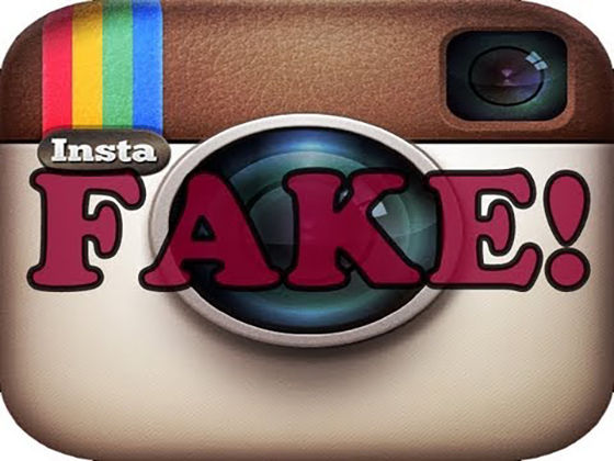 Fake Instagram 1