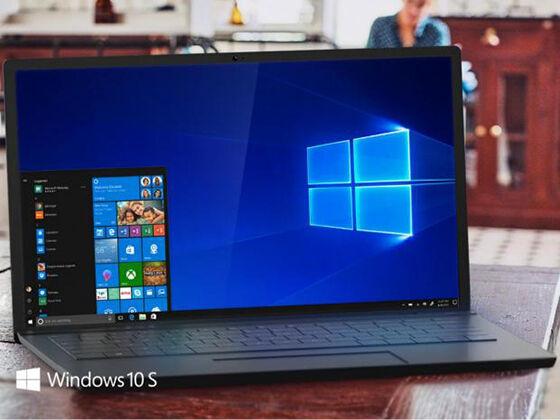 Fitur Windows 10 S 6