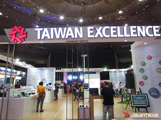 Taiwan Expo 2017 Taitra 1