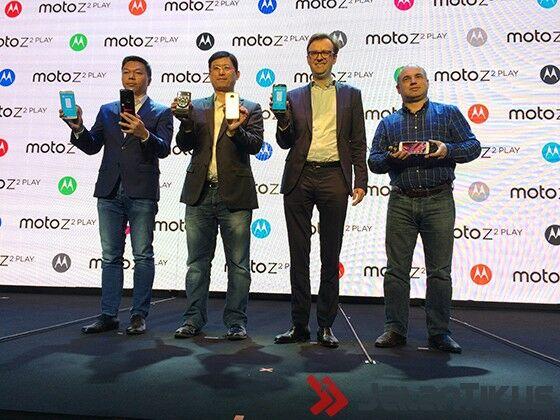 Moto Z2 Play Rilis 1