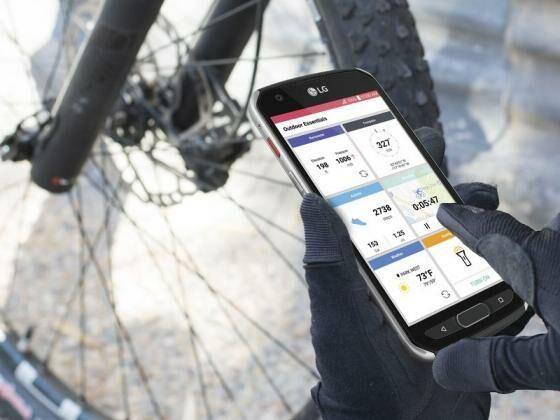 Smartphone Tangguh Lg X Venture