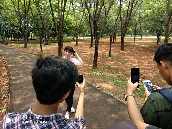Jelajahi Dual Kamera Xiaomi Mi A1 07