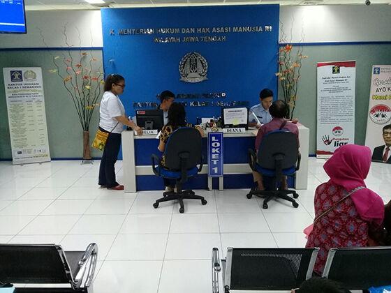 Pelayanan Paspor Indonesia 2