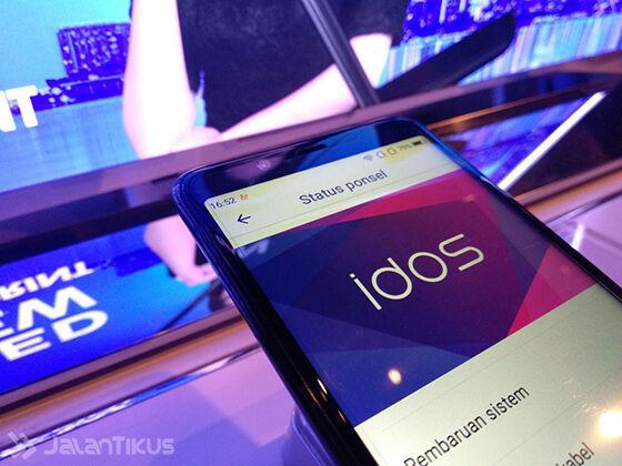 Cuma Sejutaan Smartphone Layar Full View Ini Dilengkapi