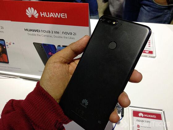 Bagian Belakang Huawei Nova 2 Lite Be784
