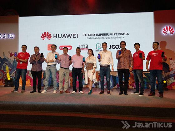 Perilisan Huawei Nova 2 Lite 31f1d