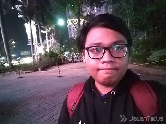 Asus Zenfone Max Pro M1 Kamera Depan 3 C366f