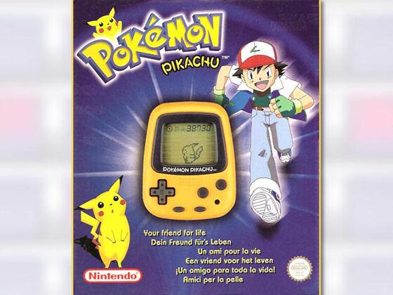 Konsol Game Portable Jadul 6 Ecc50