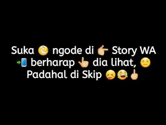 100 Status Whatsapp Keren Unik Lucu Dan Terbaru 2018 Jalantikus Com