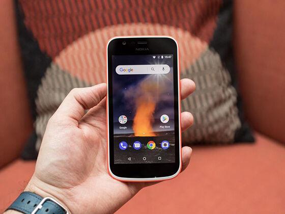 Daftar Hp Nokia Terbaru Nokia 1 D3590