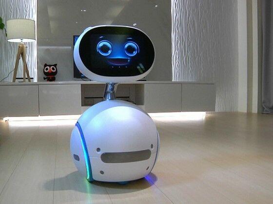 Robot Futuristis Untuk Asisten Rumah 5 A5ab0