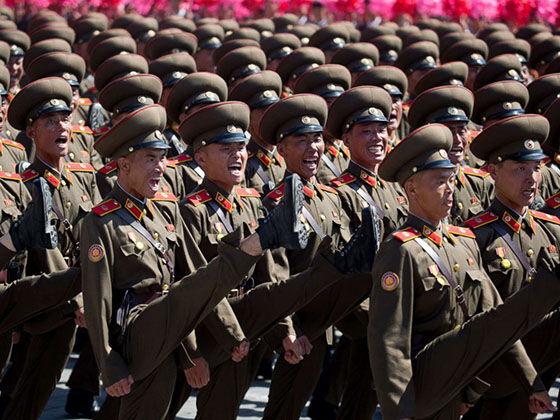 DPRK Military Aa566