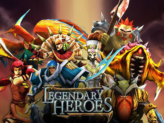 Legendary Heroes 1a4a2