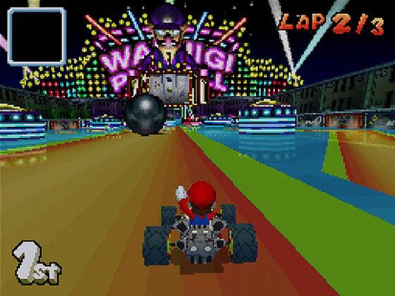 Mario Kart DS B9408