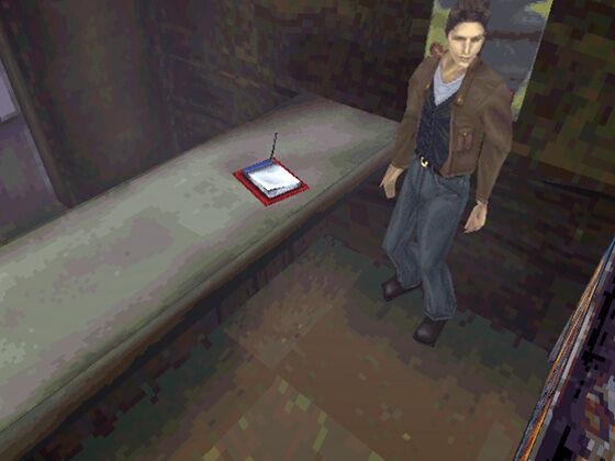 Silent Hill Notebook 9c46e