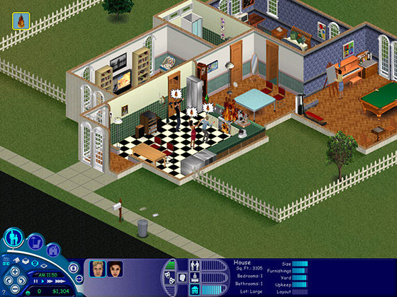 The Sims 99707