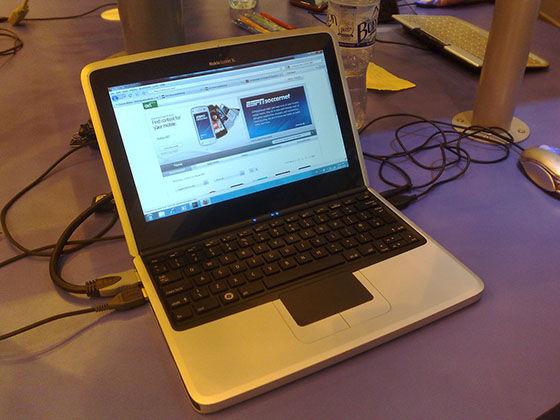 Nokia Booklet 3G 48735