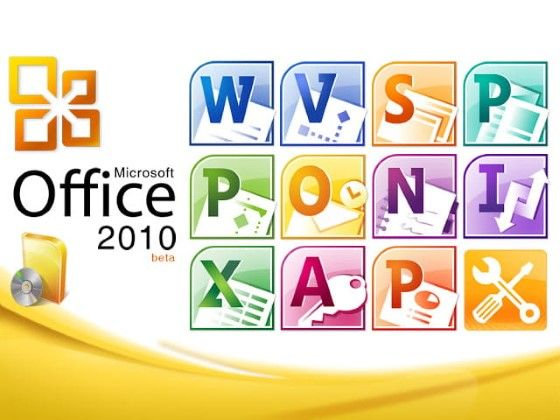 Microsoft Office 2010 2 02864