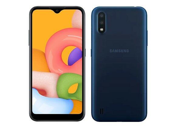 Samsung Galaxy A01 Harga Dan Spesifikasi Performanya Custom 28680