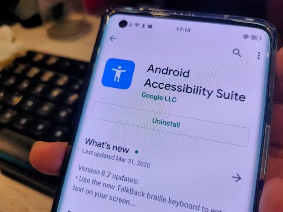 Google Talkback Android 82dc2
