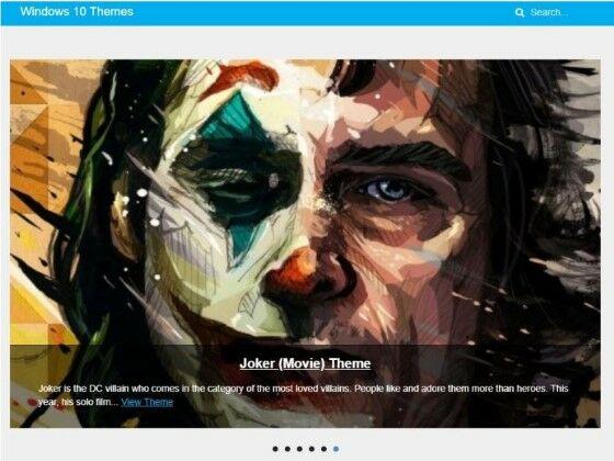 Situs Download Theme Windows 10 Di Themepack 308ff