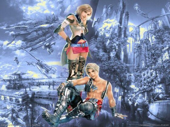 Wallpaper Final Fantasy Desktop41 43947
