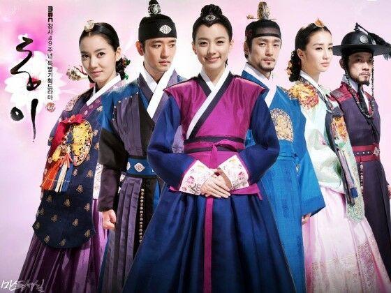 Drama Sageuk Dengan Rating Tertinggi Dong Yi 80eb7
