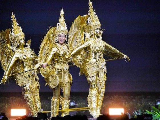 Best National Costume Indonesia 49cee
