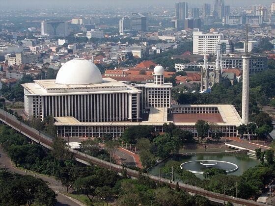 Masjid Terbesar Di Dunia 5 47078