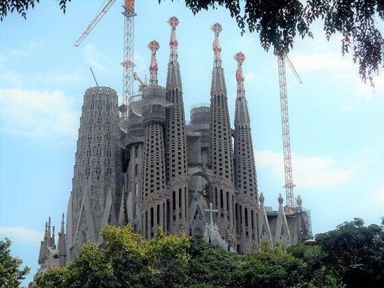 Sagrada Familia 870a5