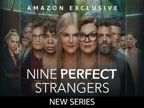 Nine Perfect Strangers D2276