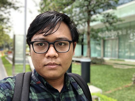 Komparasi Huawei Nova 3i Vs Iphone X Selfie 02 0172f