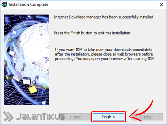 Cara Install Idm 06 257be