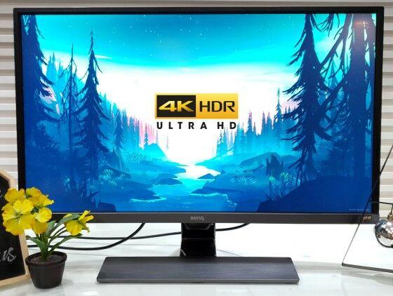 Rekomendasi Monitor Gaming 4K HDR Terbaik Intro 24b4b