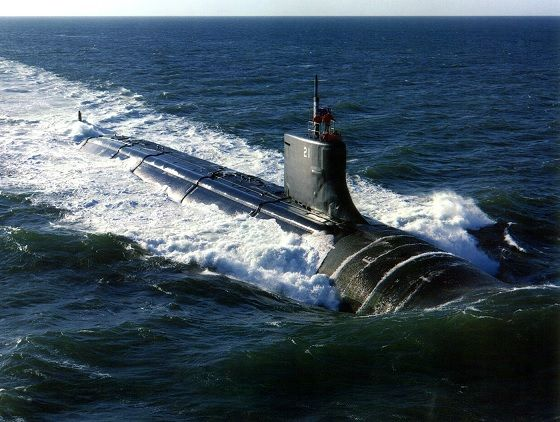 Kapal Selam Termahal 1 D8409
