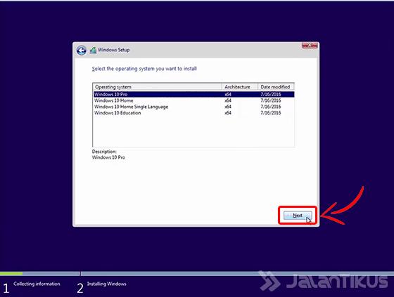 Cara Install Ulang Windows 10 Di Laptop Asus 96cf3