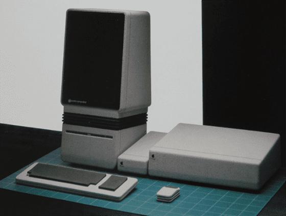 Produk Aneh Apple Monitor