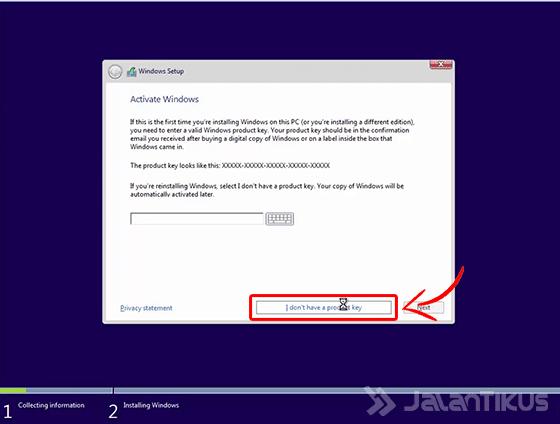 Cara Install Windows 10 Flashdisk F2d55