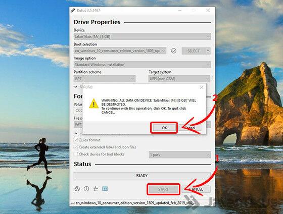 Cara Install Windows 10 Di Macbook A43df
