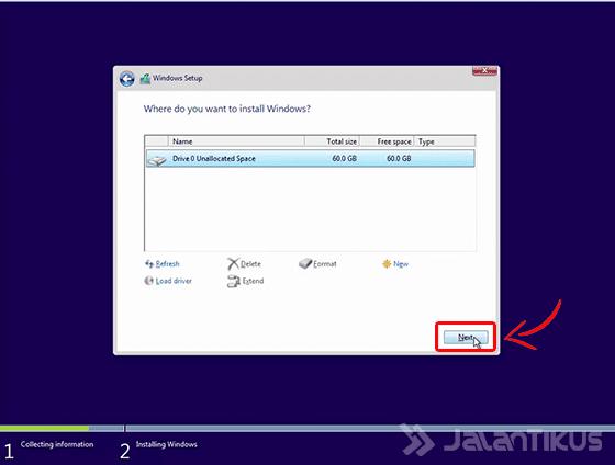 Cara Install Windows 10 Menggunakan Flashdisk Beserta Gambarnya 543fe