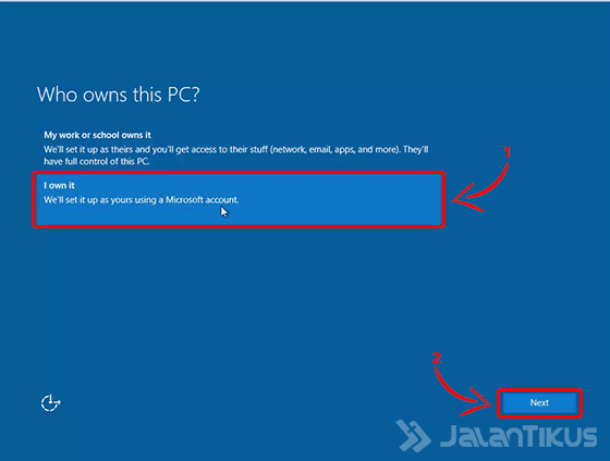 Cara Install Ulang Windows 10 Resmi E733a