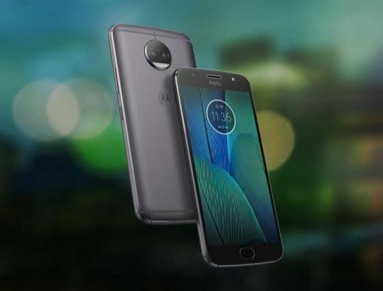 Smartphone Android Murah Terbaik Buat Main Game Moba Motorola Moto G5s Plus